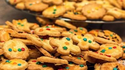 День песочного печенья в США