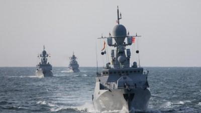 День Главного штаба Военно-морского флота РФ