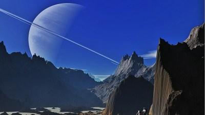 День научной фантастики (National Science Fiction Day) - иллюстрационное фото