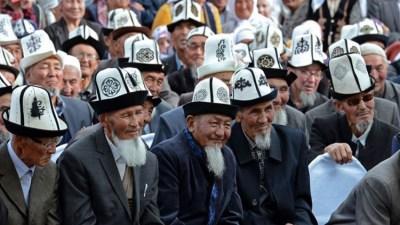 День Ак калпака в Кыргызстане