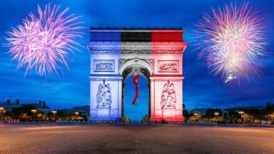 День взятия Бастилии во Франция