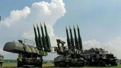 День зенитно-ракетных войск Вооруженных Сил России