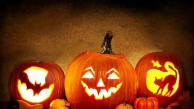 Хеллоуин (канун Дня всех святых) - иллюстрационное фото