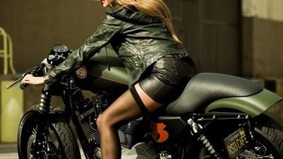 Международный день женщин-мотогонщиц