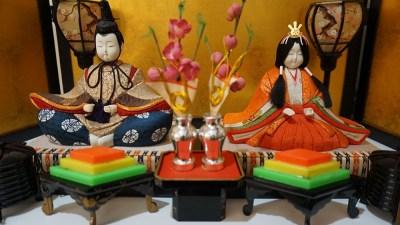 Праздник Хинамацури в Японии