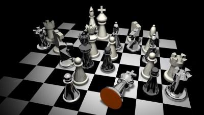 12 октября отмечают День шахмат