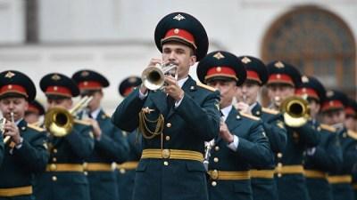 19 февраля отмечают День военно-оркестровой службы ВС РФ