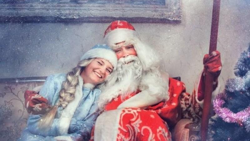 Мало кто знает, что 30 января праздник Деда Мороза и Снегурочки