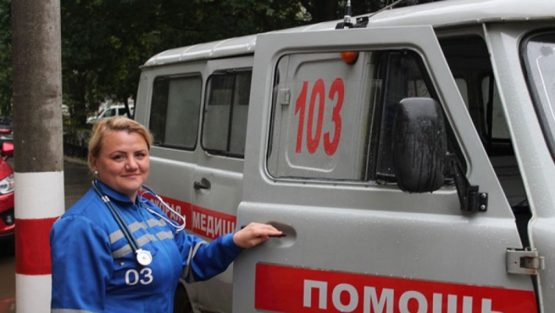 День фельдшера в России отмечают 21 февраля